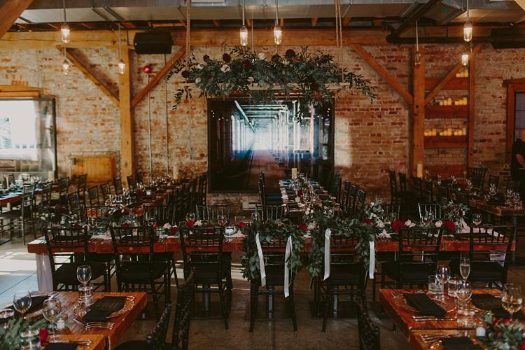 Archeo Restaurant Wedding Toronto