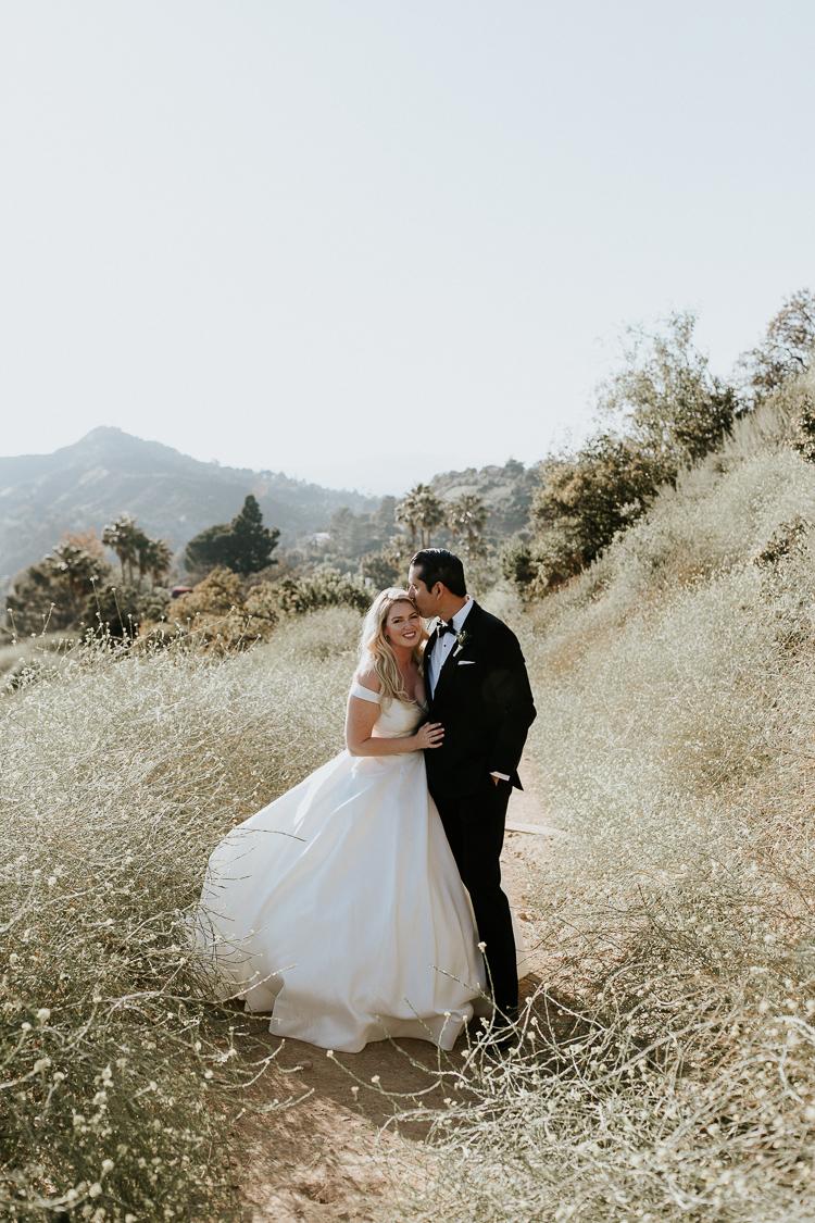 Hollywood Hills Wedding