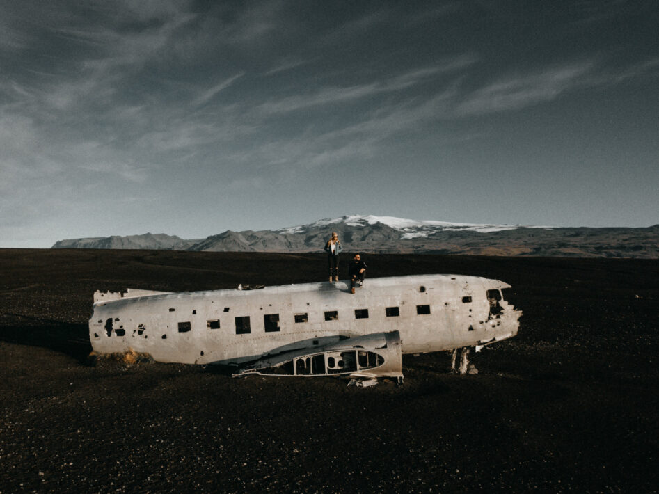 Iceland elopement photographers